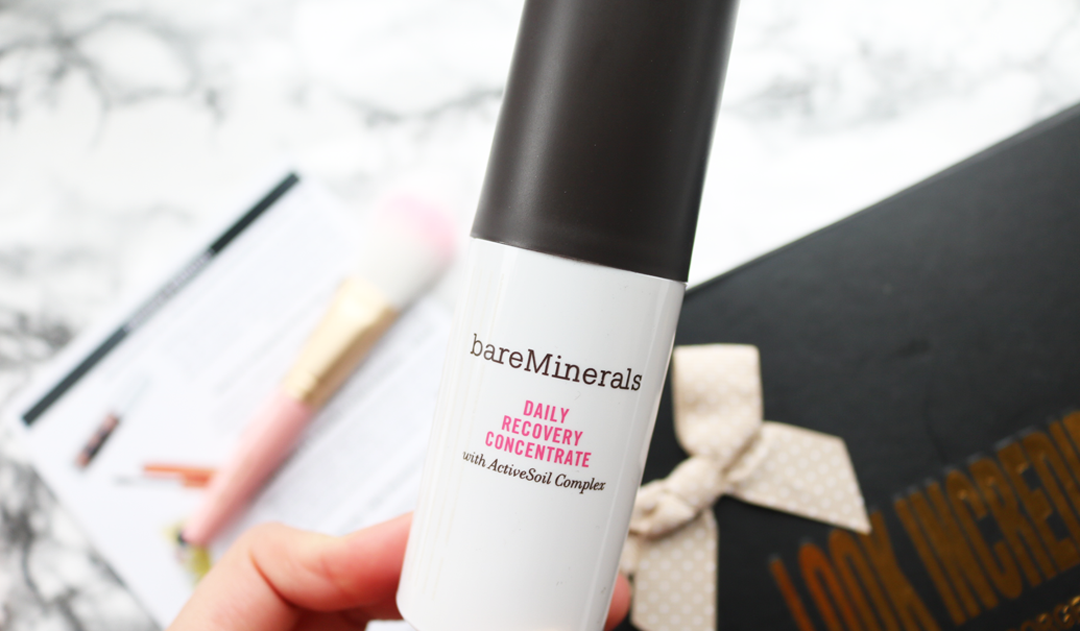 bareMinerals Daily Recovery Concentrate