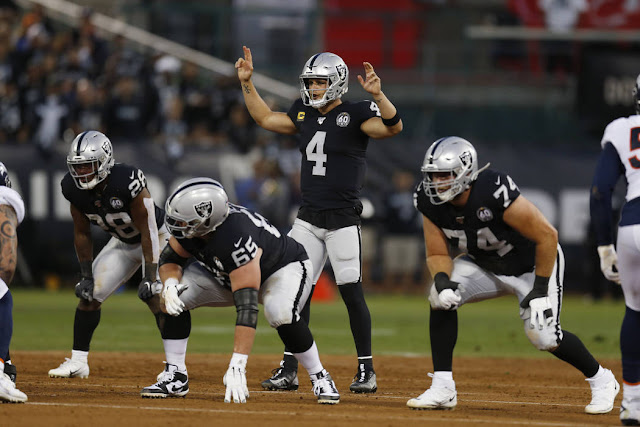 Raiders' path the 2019 playoffs: One of the NFL's easiest schedules has Oakland primed for the postseason