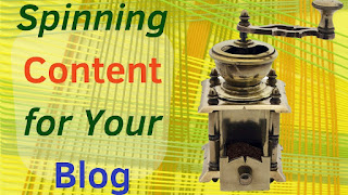 Bagaimana Anda dapat dengan mudah membuat artikel menggunakan alat spinner