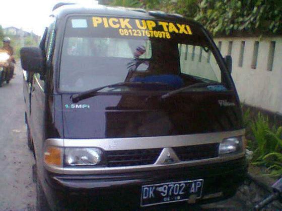 Pickup taxi bali harga bersahabat