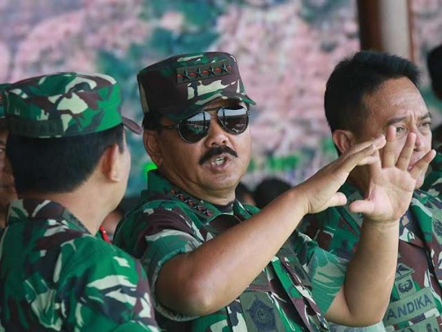 Apa Tugas Wakil Panglima TNI? Ini Jawaban Istana