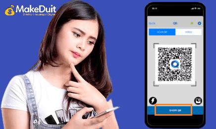 Cara Melihat QR Code Sendiri di BCA Mobile