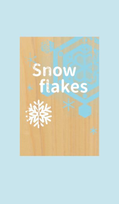 snow flakes 1 (vintage)