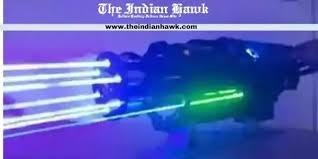 kali weapon india