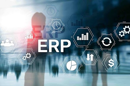 what is erp in business