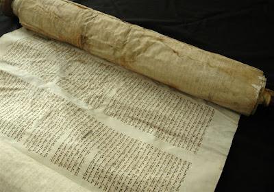 Torá com 400 anos é encontrada