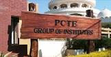 International Awards at PCTE Group of Institutes