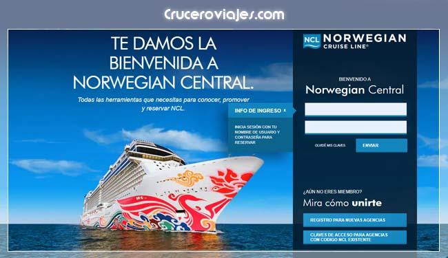 nueva plataforma de norwegian cruise line