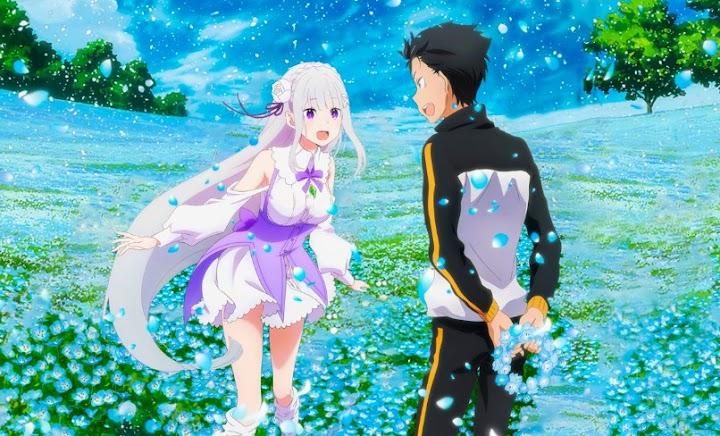 Re:Zero kara Hajimeru Isekai Seikatsu Memory Snow Movie BD Subtitle Indonesia