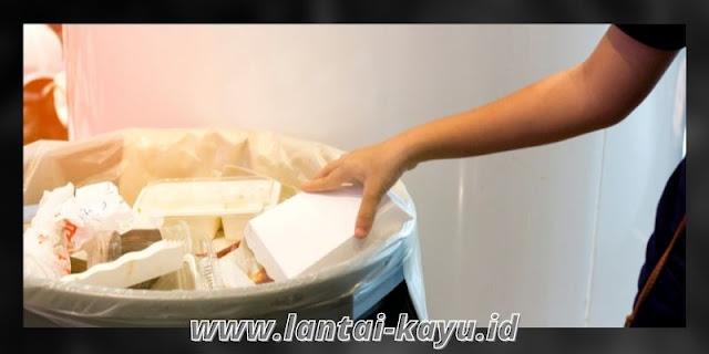 tips menciptakan rumah yang sehat - perhatikan pengaturan limbah dalam rumah