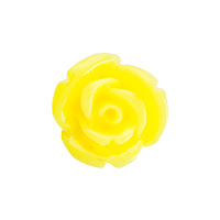 Origami Owl Yellow Rose Charm available at StoriedCharms.com
