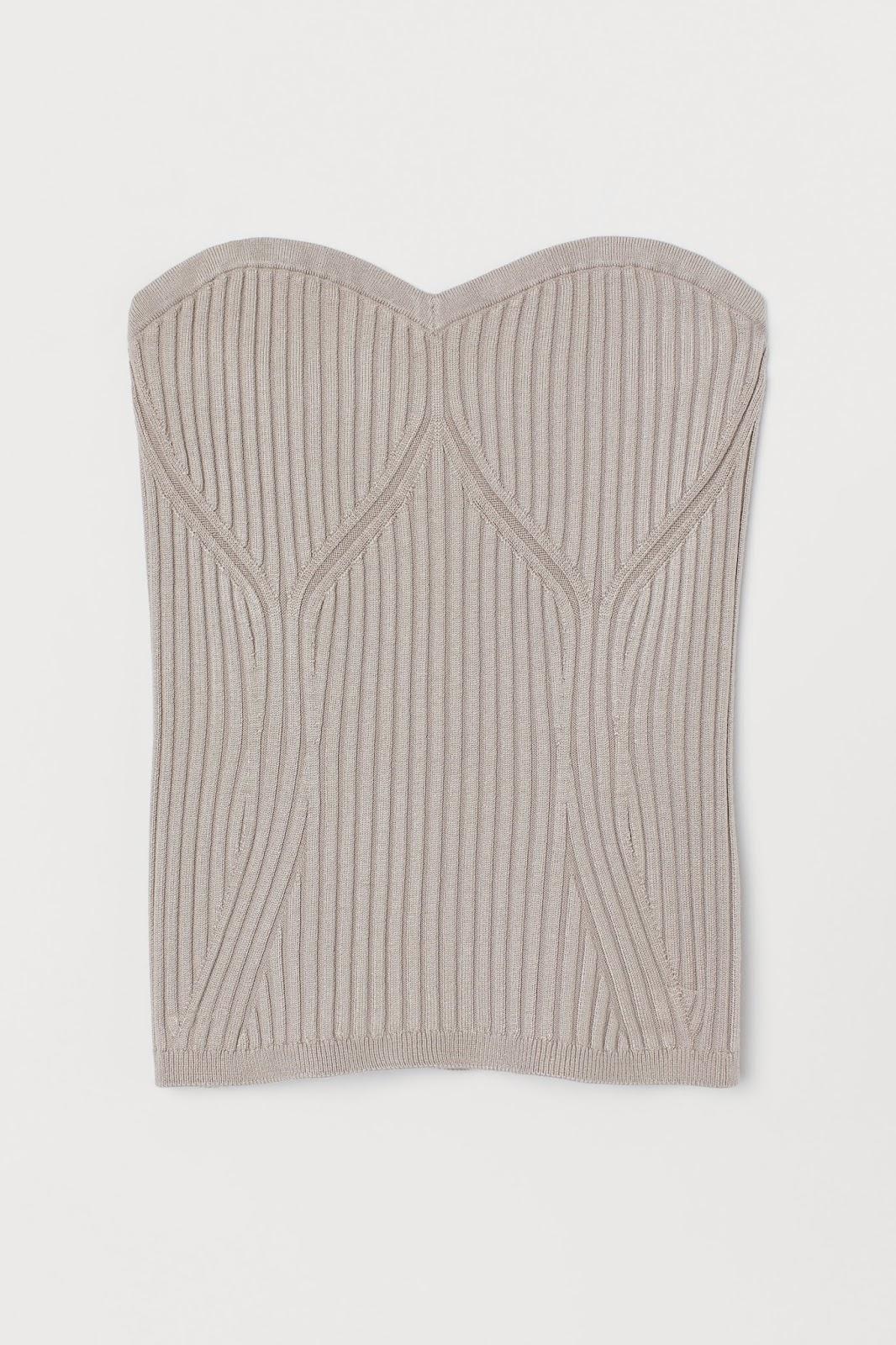 Get Katie Holme's Khaite Cashmere Bra Look for Less — Under-$50 Top