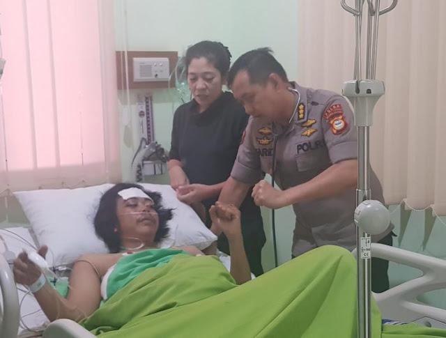 Empat Oknum Polisi Terduga Pelaku Penabrak Mahasiswa di Makassar Diperiksa