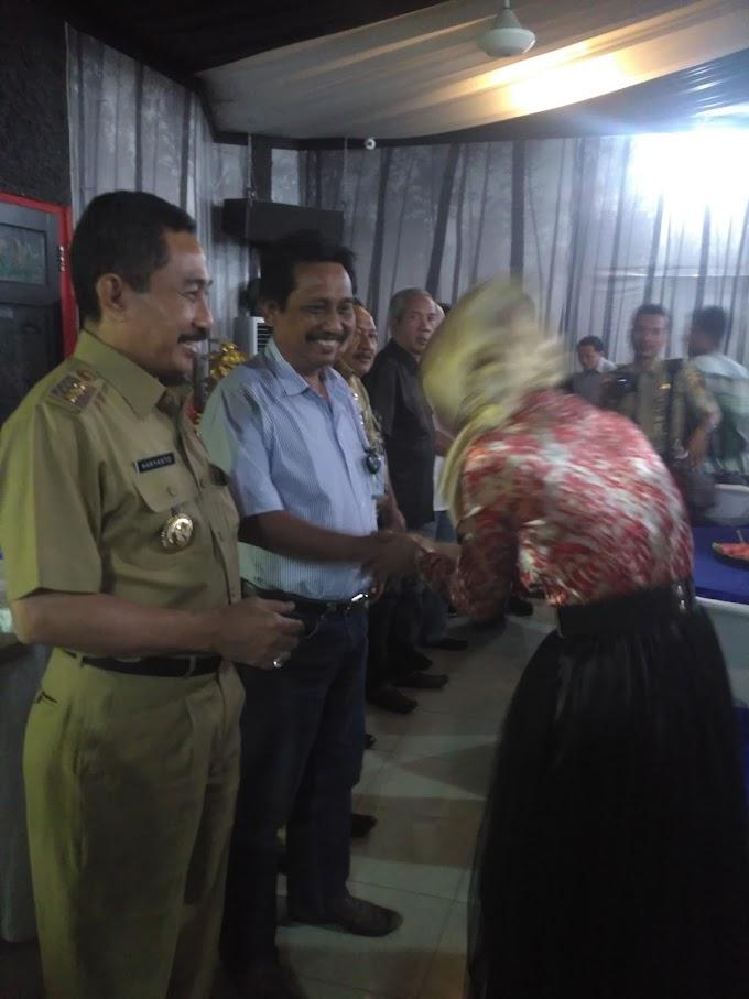 Halal bihalal media pati bersama bapak bupati Pati