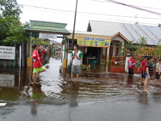 Waspada! Kota Singkawang Berpotensi Bencana Banjir