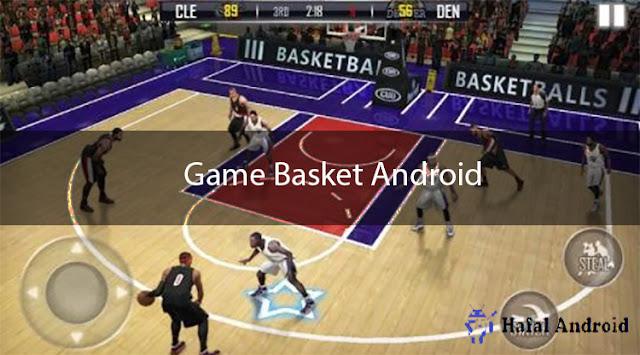 √ 20+ Game Basket Android Offline & Online Terbaik 2021