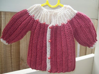 Free crochet patterns by cats rockin crochet free pattern one piece sweater 3 to 6 months my dt1010fo