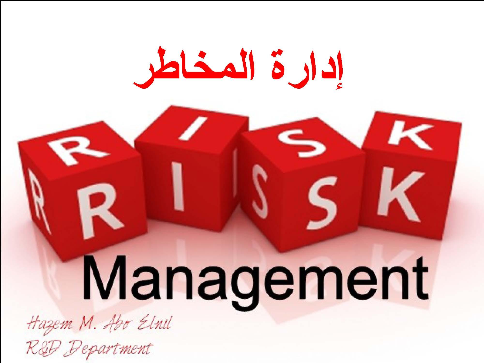 Project Risk Management PDF Guide