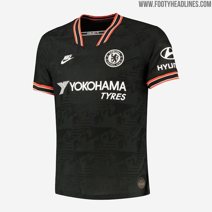 Chelsea 19 20 Third Kit Released Footy Headlines