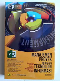 Manajemen Proyek Berbasis Teknologi Informasi