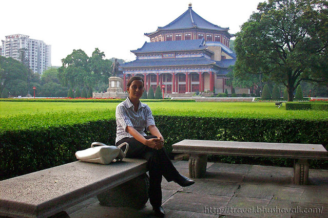 Sun Yat Sen Memorial Hall, Guangzhou, Canton, China