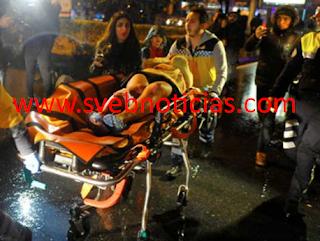 Balacera en una discoteca de Turquia deja 39 muertos y 69 heridos
