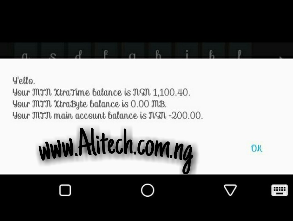 HOW TO SUBSCRIBED FOR MTN DATA SUBSCRIPTION FOR FREE    - Alitech