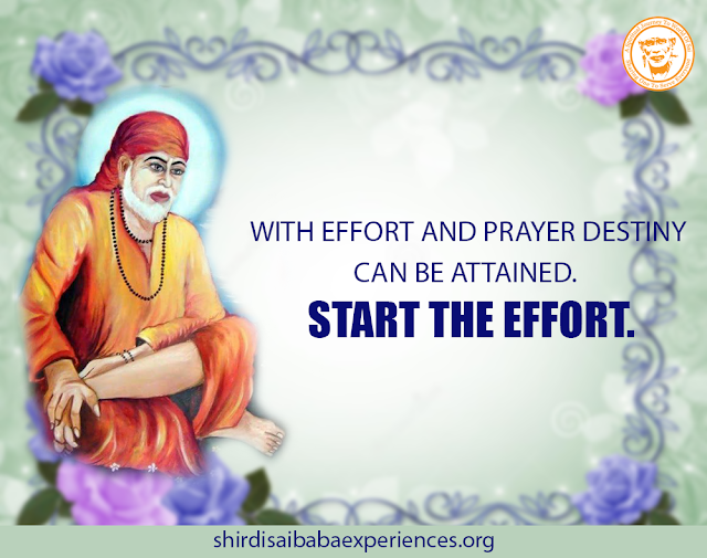Shirdi Sai Baba Blessings - Experiences Part 2814