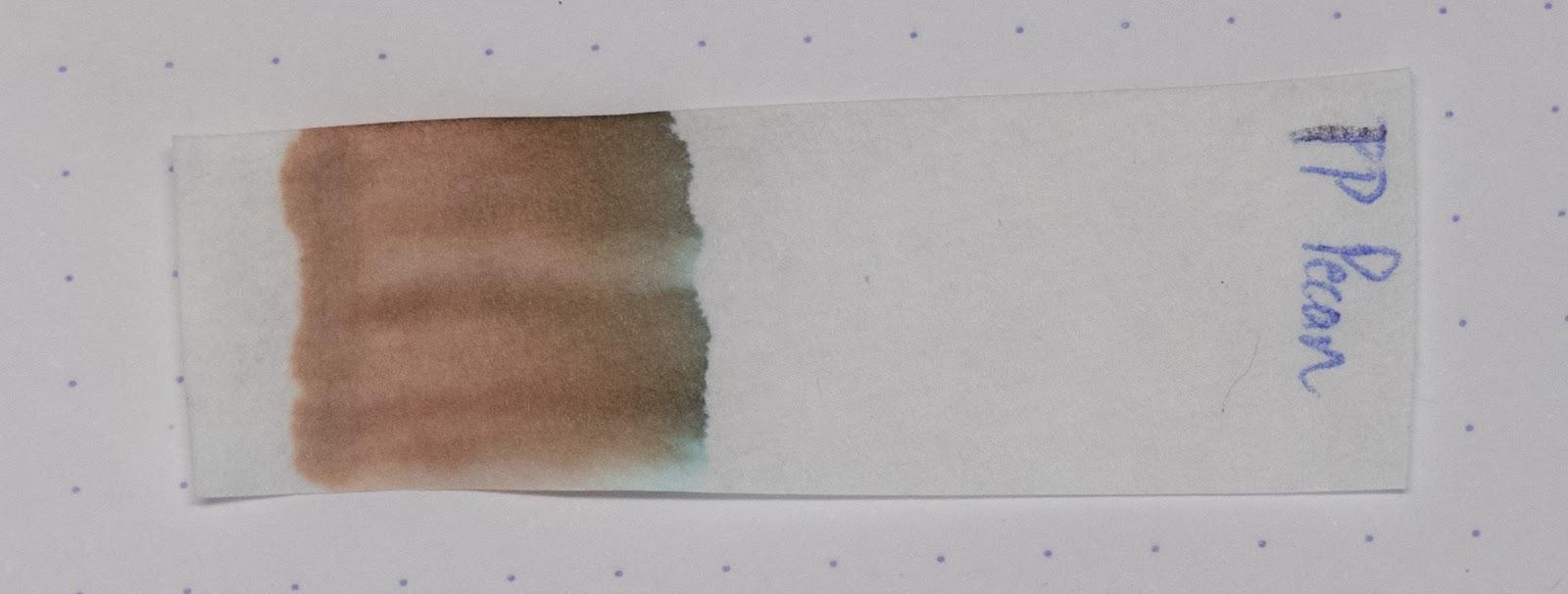 Papier Plume Pecan