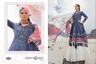 Shree Fab Mariya b Mprint vol 3 Pakistani Suits wholesaler