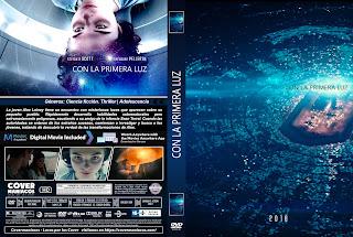 CARATULA At First Light - CON LA PRIMERA LUZ 2018 [COVER DVD ]