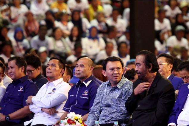 Taufik Basari: Jika Terpilih, AHOK tidak usah mikirin NasDem, Cukup pikirkan rakyat DKI Jakarta!