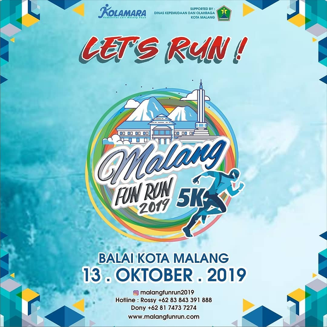 Malang Fun Run • 2019