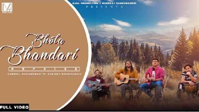 Bhola Bhandari Reprise mp3 download - Hansraj Raghuwanshi ~ Gaana Himachali
