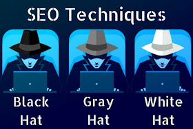 Black Hat SEO vs White Hat SEO ...
