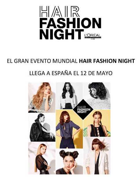 Hair Fashion Night - 12 de Mayo