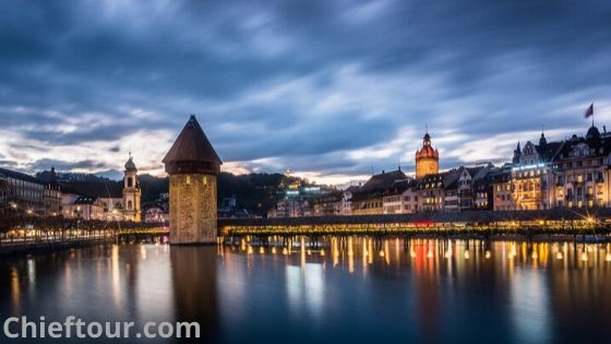 Lucerne, Nice places to visit Switzerland: