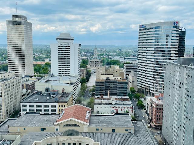 Review: Marriott Platinum Upgrade and Benefits at Renaissance Nashville Hotel