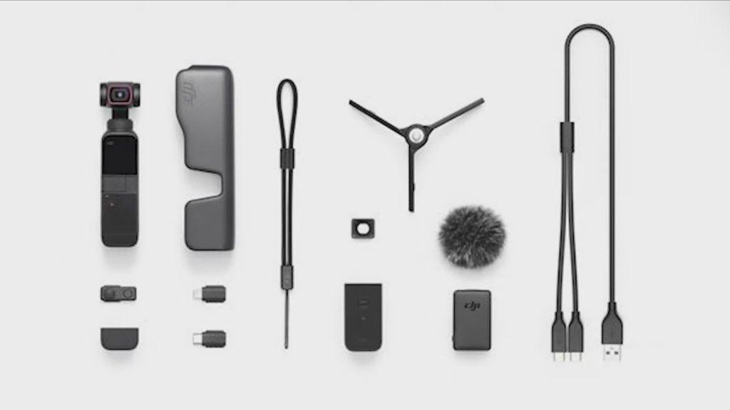 Расширенный комплект DJI Osmo Pocket 2