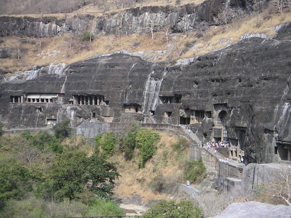 Ajanta Caves Essay for School Students.