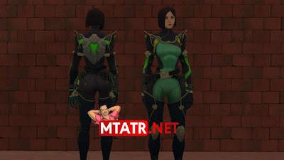 MTA SA Valorant Viper Skin