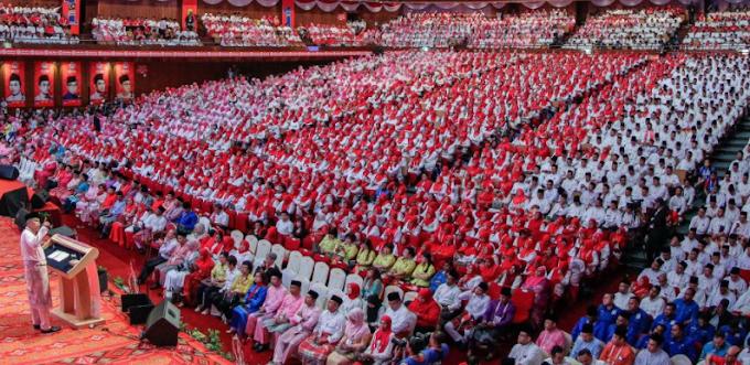 UMNO Akan Mengadakan Perhimpunan Agung UMNO 2019 Di Tg. Piai?