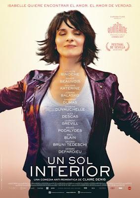 Un Beau Soleil Intérieur 2017 DVD R2 PAL Spanish