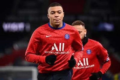 Mbappé has no intention of extending the contract with PSG