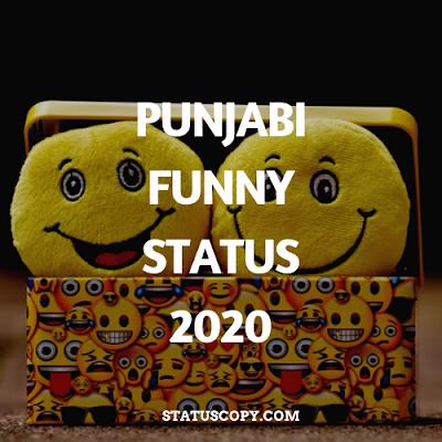 Whatsapp Funny Status in Punjabi