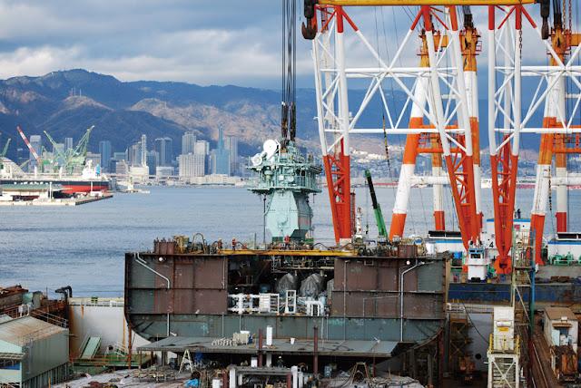 Resultado de imagem para Maersk Supply construção no Estaleiro Kleven