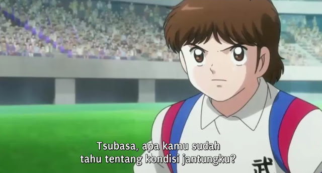 Captain Tsubasa 2018 Episode 20 Subtitle Indonesia