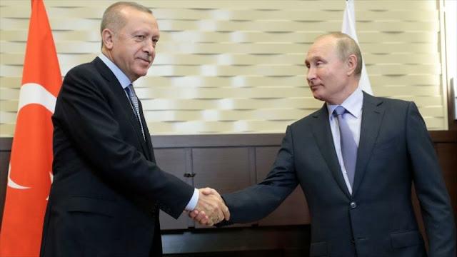 Turquía y Rusia firmarán otro acuerdo para producir misiles