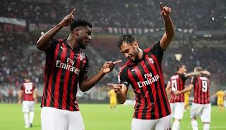 AC Milan vs AS Roma 2-1 Video Gol & Highlights