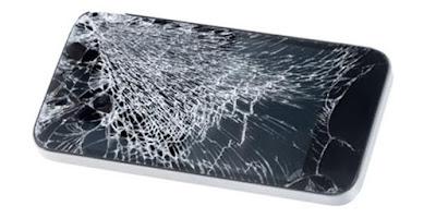 """Ditemukan, Layar """"Smartphone"""" yang Bisa Sembuh Sendiri Setelah Retak"""
